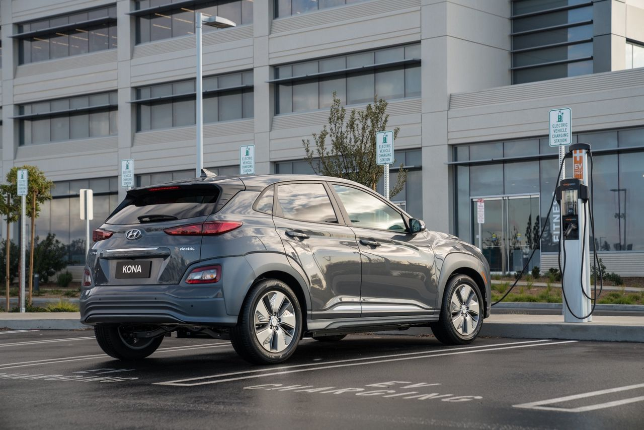 Hyundai Kona Ev Could Cost You Less Than 30000 Hyundai Electric Cars All Electric Cars