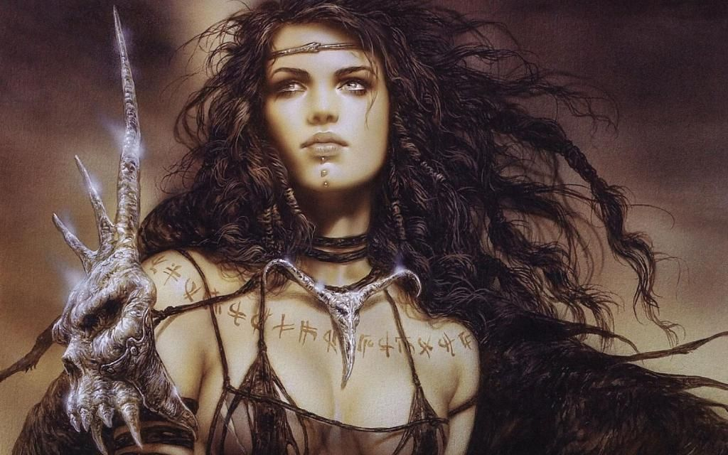 Warrior Women Pics