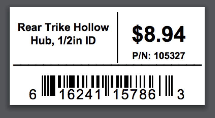 Custom Printed Barcode Upc Sku Label Design Application Label Design Labels Printing Labels