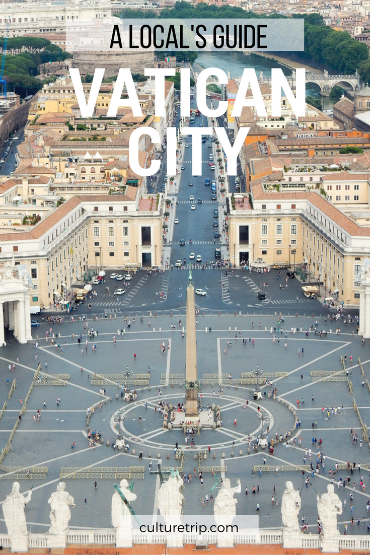 A Local's Guide To Vatican City In 2019