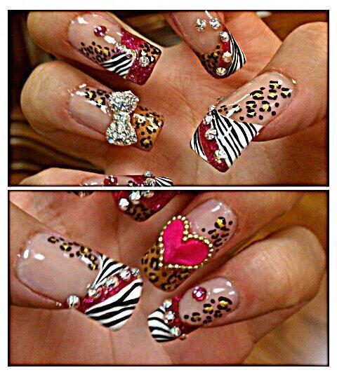 Clases De Unas Acrilicas Other Classes Nail Designs Cute Nail Designs Nails