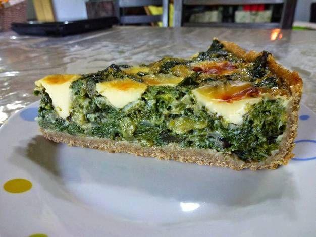 Recetas de pastel de verduras light