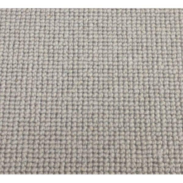 Manx Natural Shades Plain Clay 50 Wool 50 Polypropylene