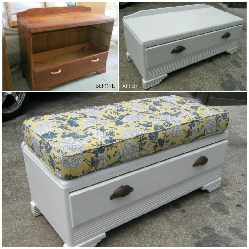 Voodoo Molly Vintage: Deconstructed Drawers