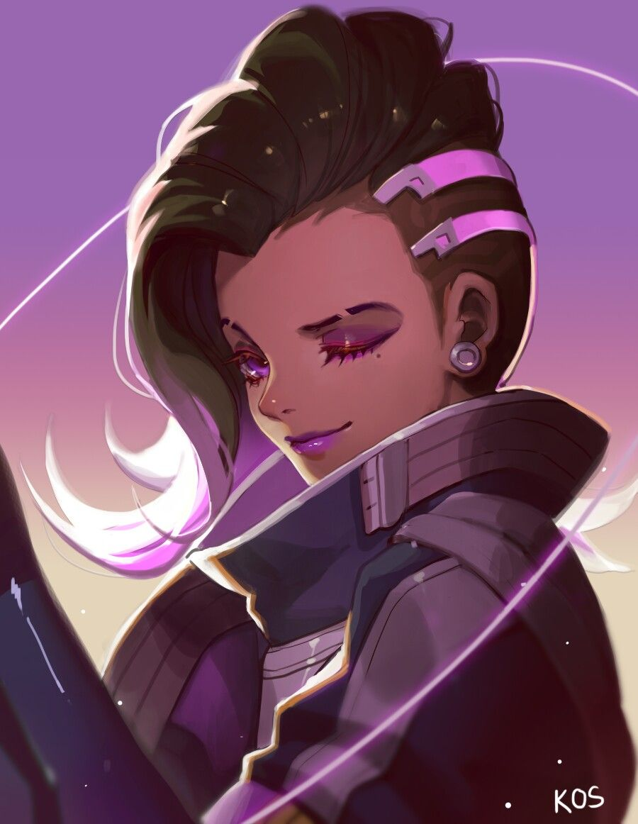 Pin By Marlon On Overwatch Sombra Sombra Overwatch Overwatch Fan Art Overwatch