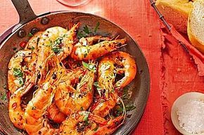 Photo of Shrimps with garlic, oil and chilli sauce from home improvement …