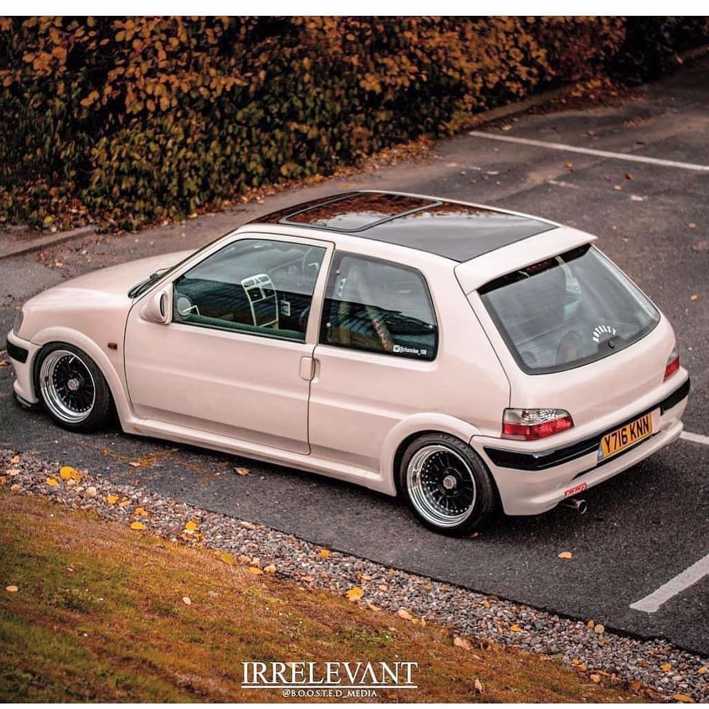 Saxo Vts 106 Gti Uk On Instagram Peugeot 106 Quicksilver 2001 Channiee 106 Looks Mint Here Saxovts106gtiuk Peugeot Gti Peugeot 308