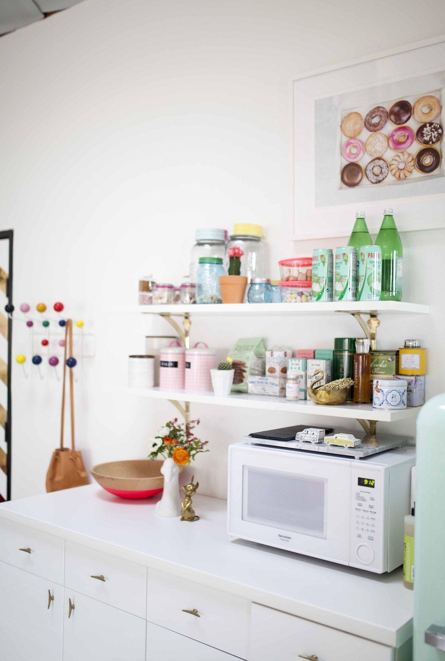 kitchen office organization ideas. 18 Genius Kitchen Organizing Tips From Our Office Organization Ideas 4