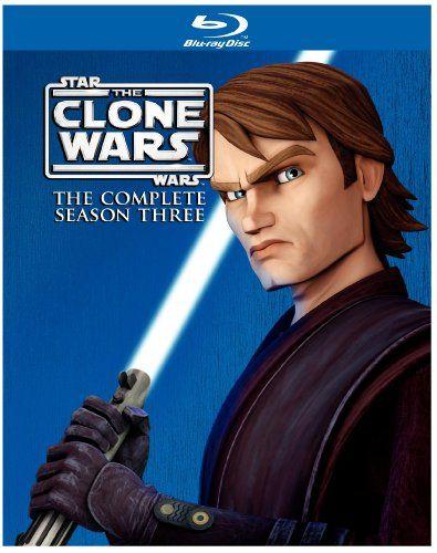 Star Wars: The Clone Wars - The Complete Season Three [Blu-ray] $52.99
