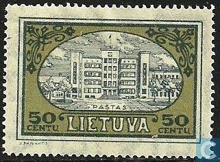 1932 Lithuania - Lietuvos Vaikas