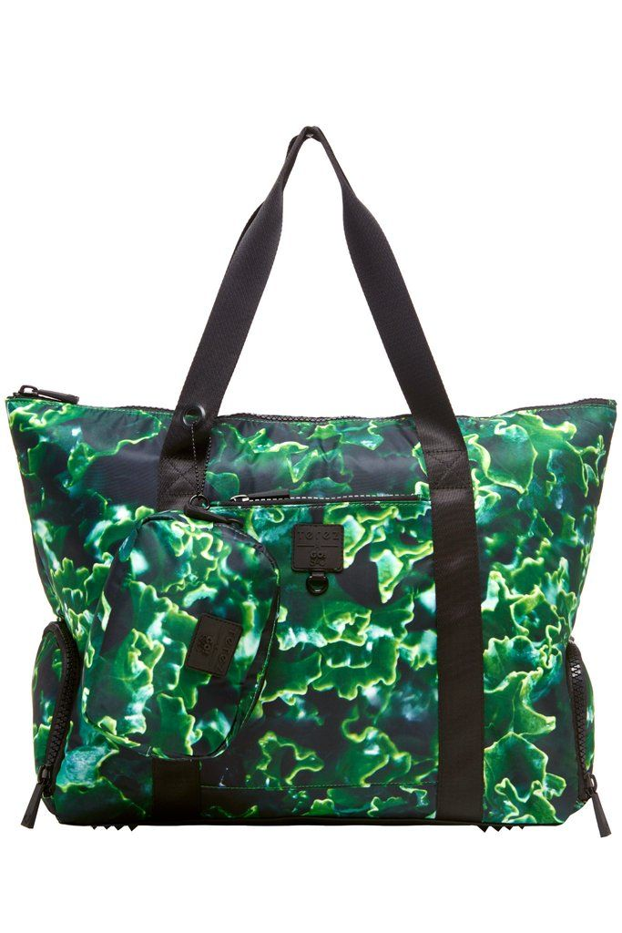 Terez X Go!SAC Some Kale Structured Tote  2110a1a15e88d