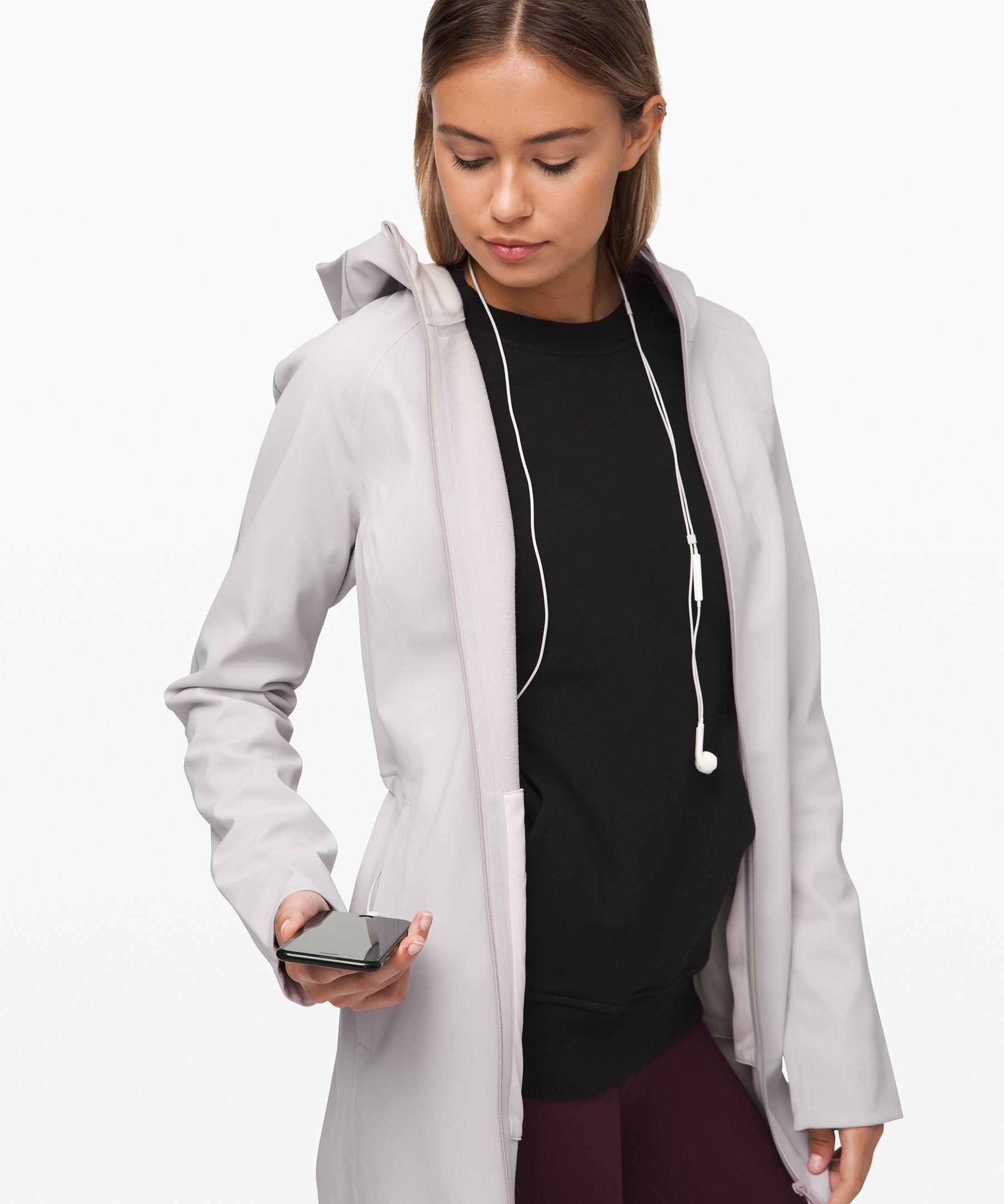Glyde Along Softshell Women S Jackets Coats Lululemon Coats Jackets Women Sleek Jacket Jackets For Women [ 2160 x 1800 Pixel ]