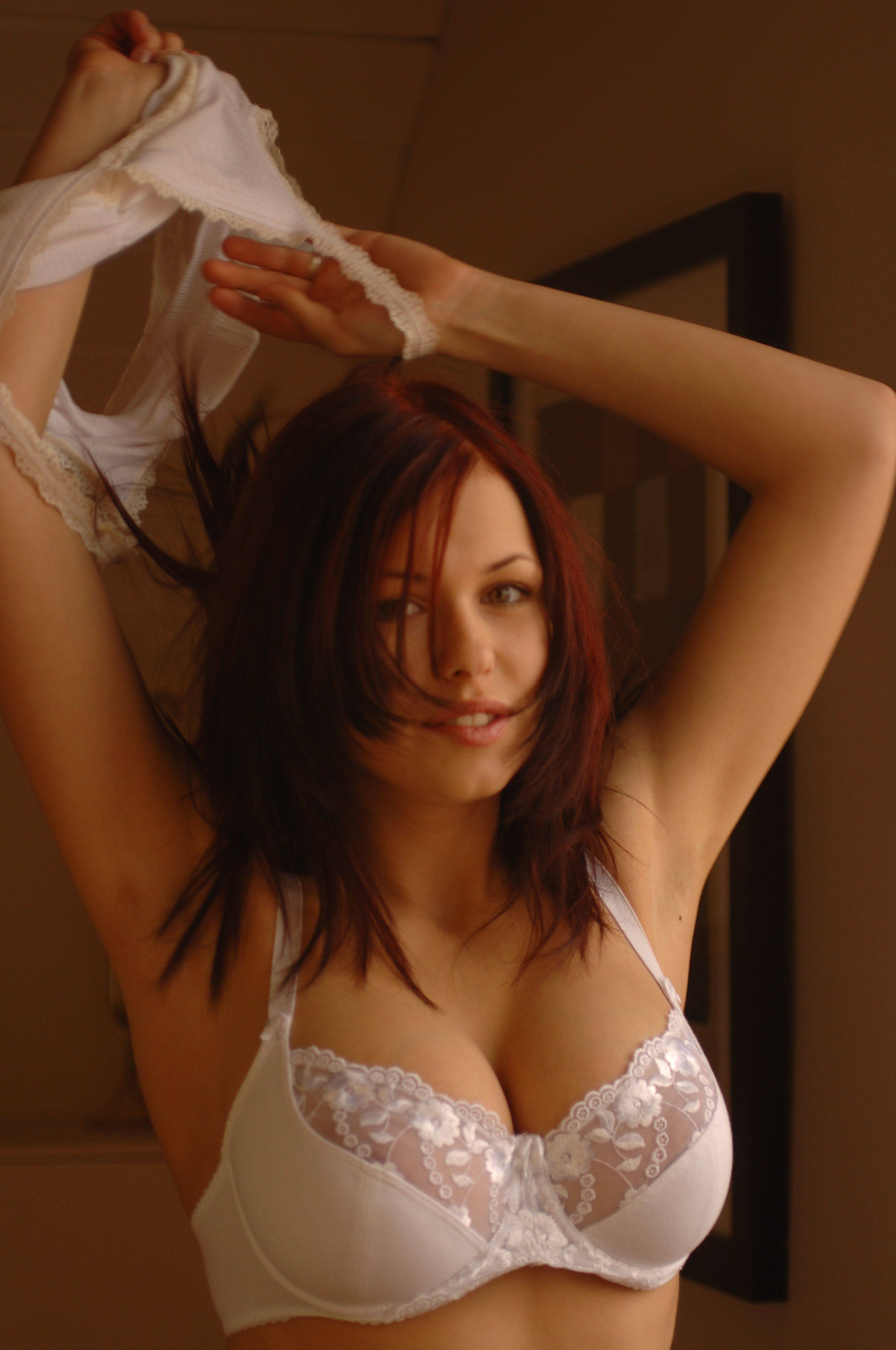 Naked woman big breast