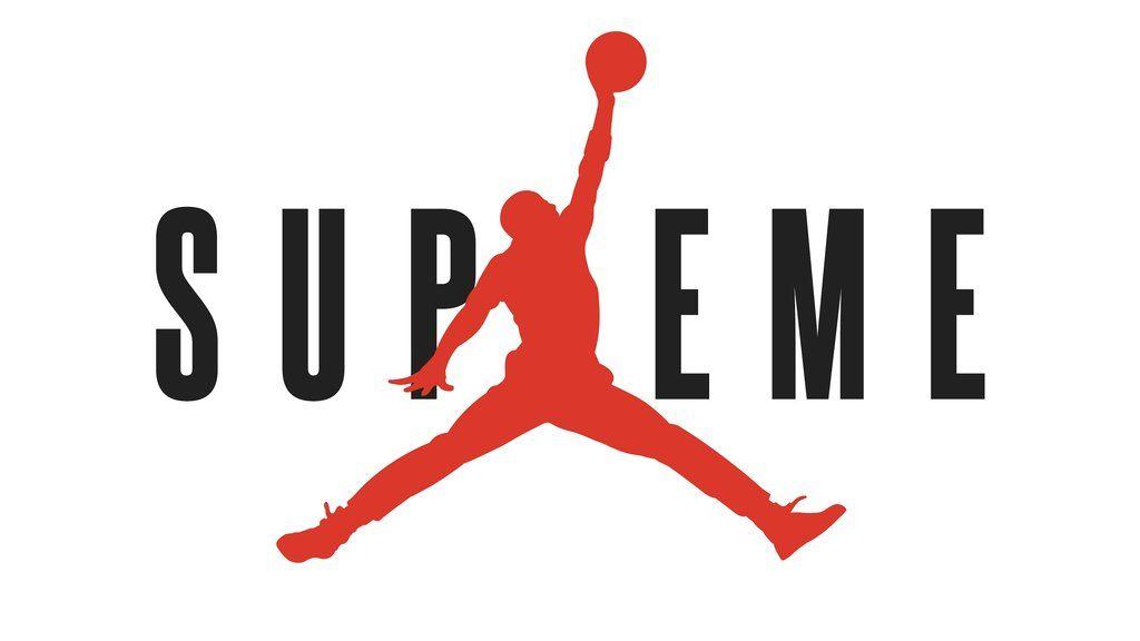size 40 db177 9a8ba Supreme Jordan Logo Sticker (4