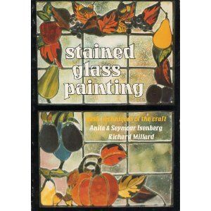 "Here is my ""curated list"" of books on stained glass techniques that I own which I have found helpful over the years. I have included short d..."