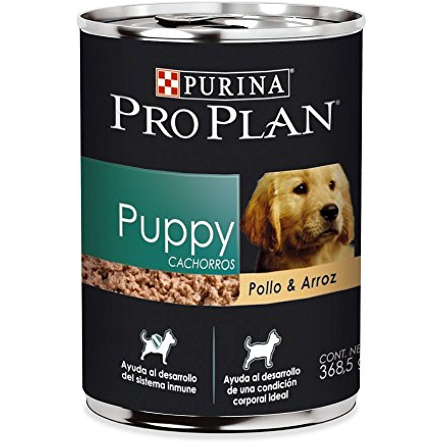 Purina Pro Plan Focus Chicken Rice Entree Canned Puppy Food