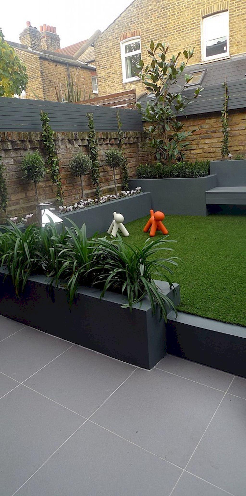 Awesome 60 Low Maintenance Small Backyard Garden Ideas Https Homeastern Com 2017 06 21 60 Low Maintenance Small Backyard Gard Tuin Tuin Ideeen Tuin En Terras