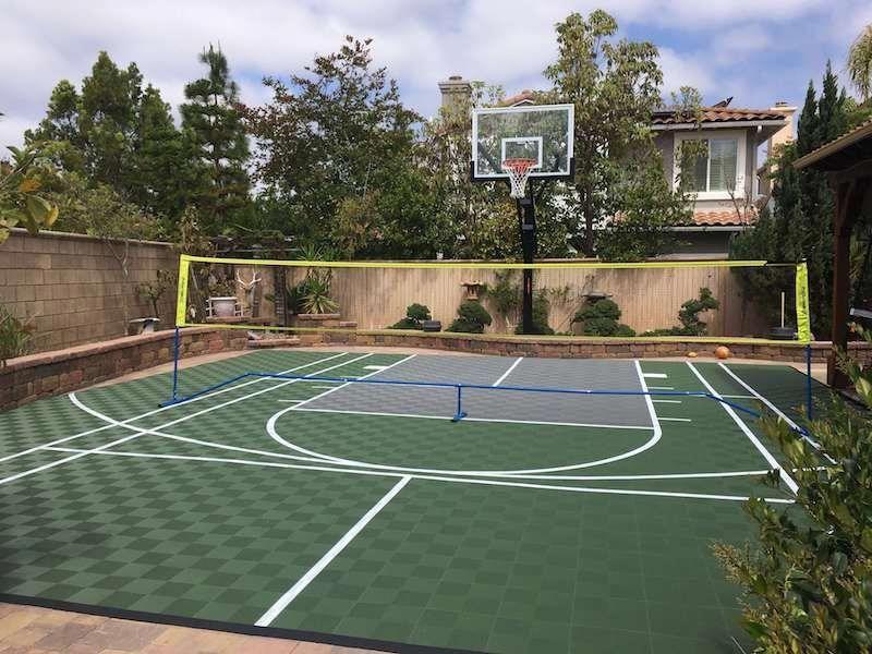 Affordable Basketball Uniforms Code 8547770581 Backyard Basketball Basketball Court Backyard Home Basketball Court