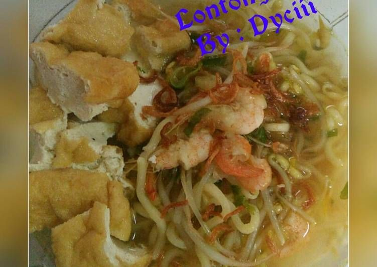 Resep Lontong Mie Khas Surabaya Oleh Dapur Cincin Resep Resep Makanan Resep Kecambah