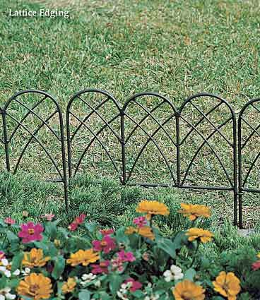 Small Square Garden Fencing | Decorative Garden Fencing, Reed And Cane Garden  Fence, Garden