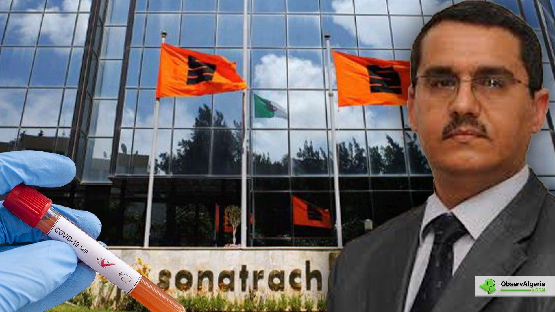 Algérie Le groupe Sonatrach en « état alerte maximale