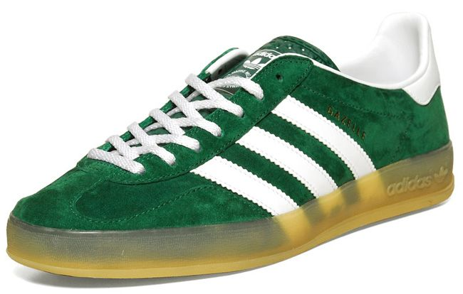 Adidas Gazelle Indoor Green Forest fawdingtonbmw.co.uk