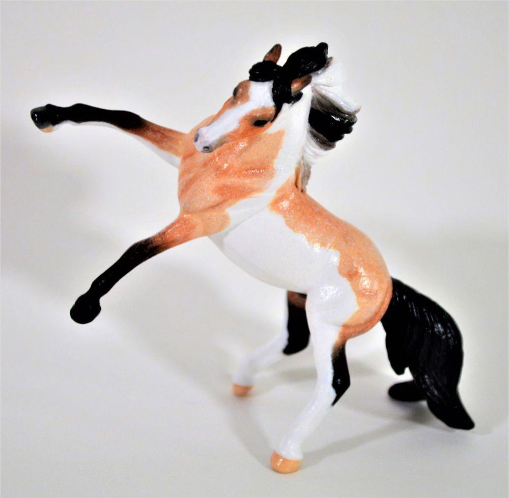 Repaint Breyer Stablemate Model horse Figurine Sculpture
