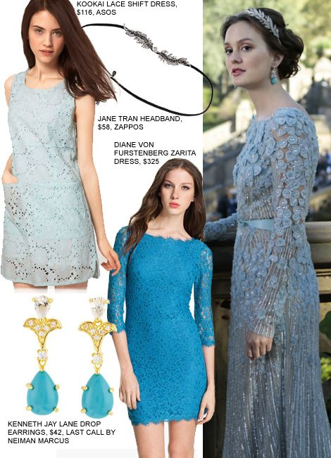 Gossip girl blair waldorf wedding dress gown elie saab for Wedding dress blair waldorf