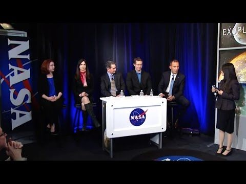 NASA LIVE: New discovery! (New announcement February 22nd 2017)