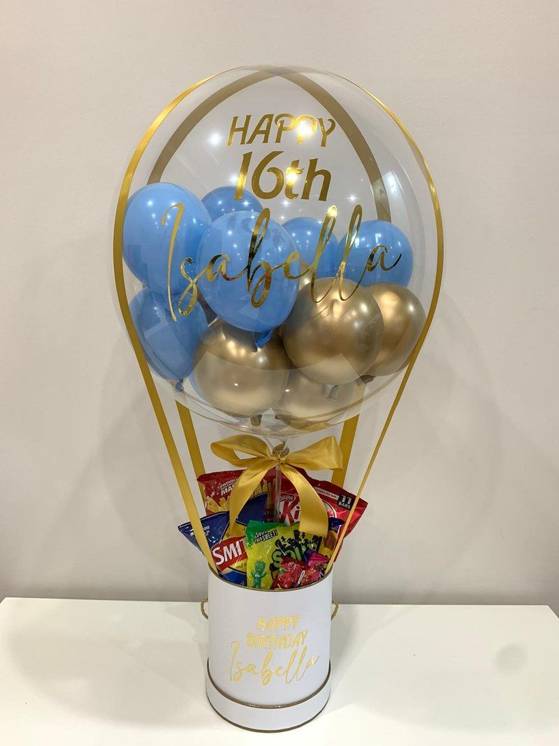 Balloon It Balloon Gifts, Surprise Boxes & Decor for all
