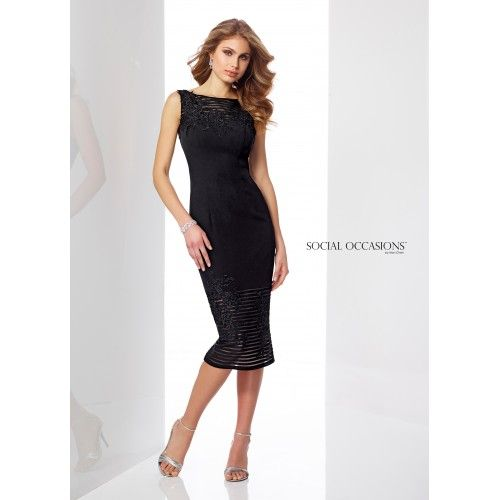 Social Occasions by Mon Cheri Mother of the Bride Dress 217855