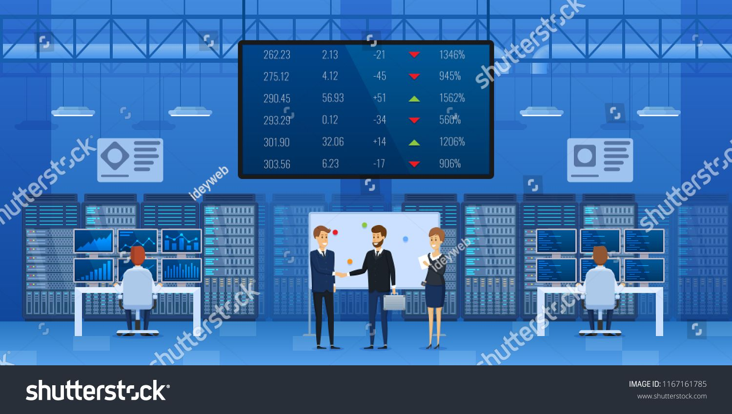 People At Office Of Financial Monitoring Of Stock Market Interior Control Center Monitoring Financial Market Inform Stock Market Financial Financial Markets