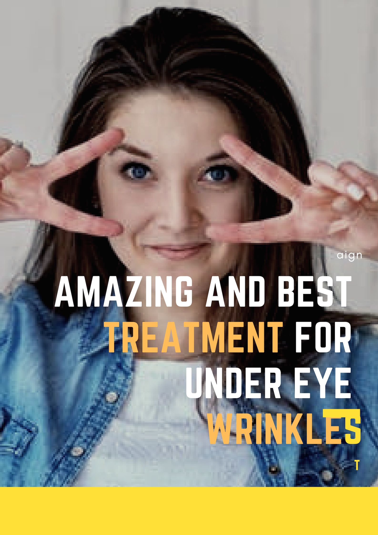 Pin about Under eye wrinkles, Eye wrinkle and Under eye
