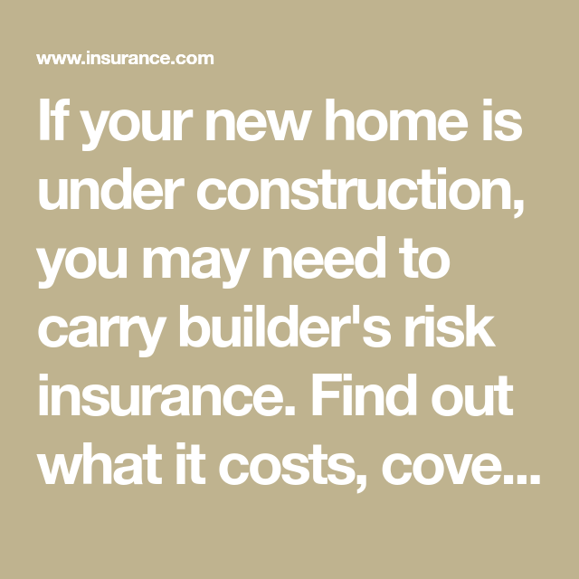 Home Construction In 2020 Renters Insurance New Homes Under Construction