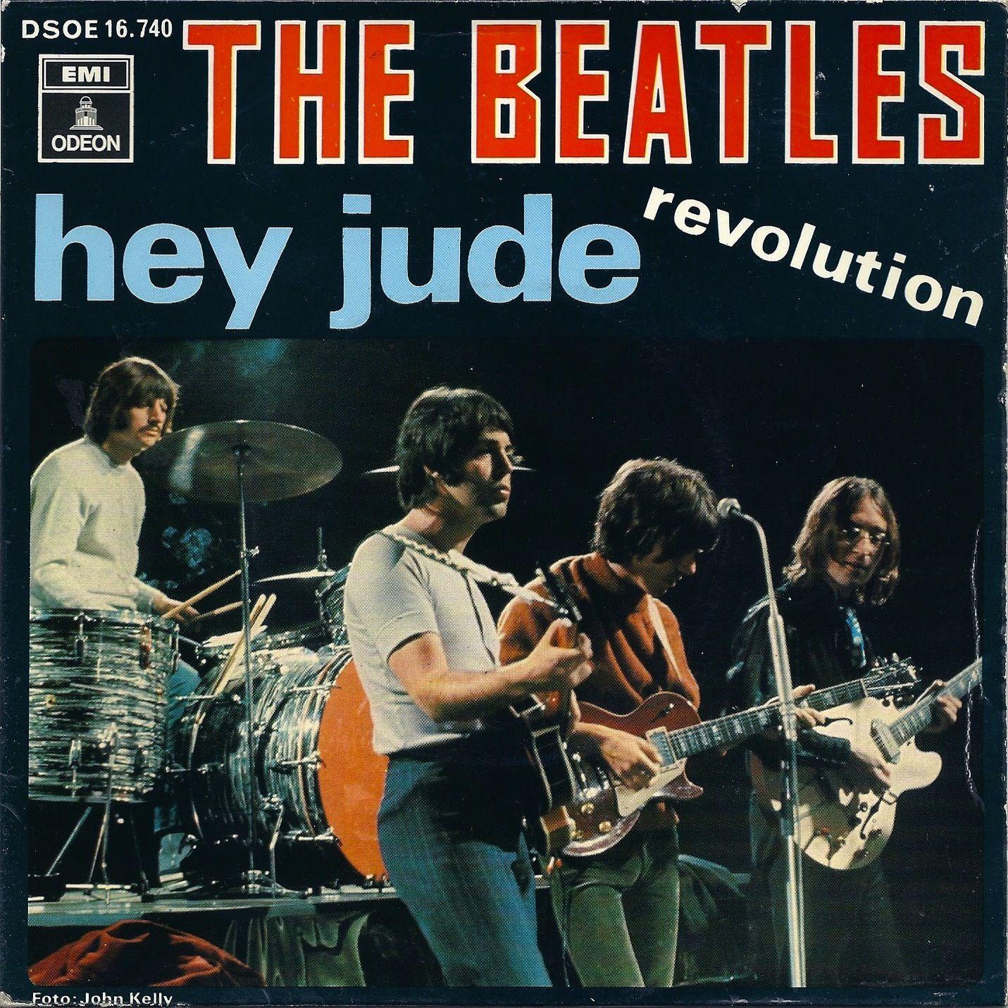 September 28, 1968 The Beatles started a nine week run