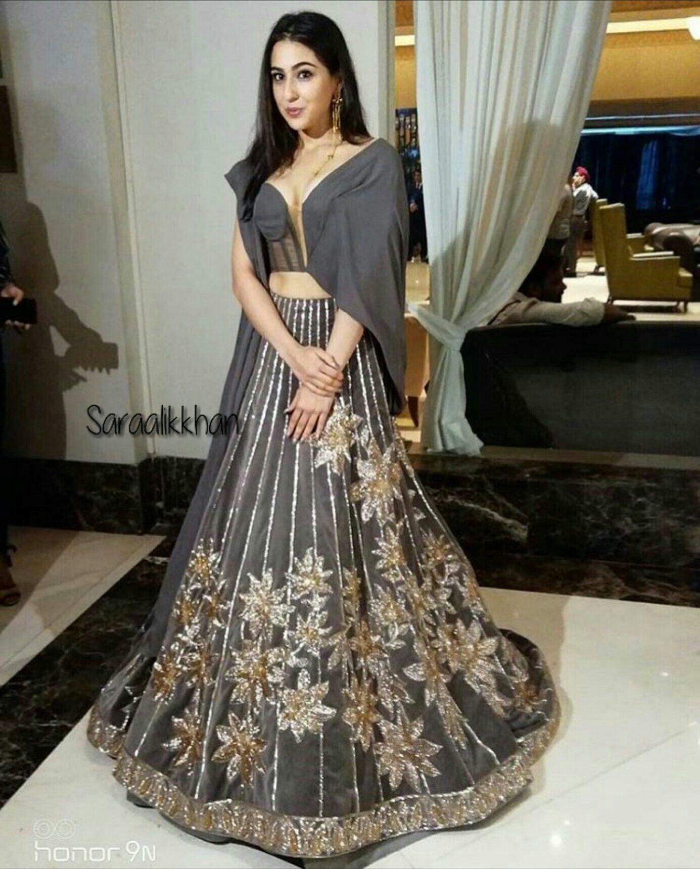 a95911d123 Gorgeous Sara Ali khan in Manish malhotra | Sara Ali Khan | Manish ...