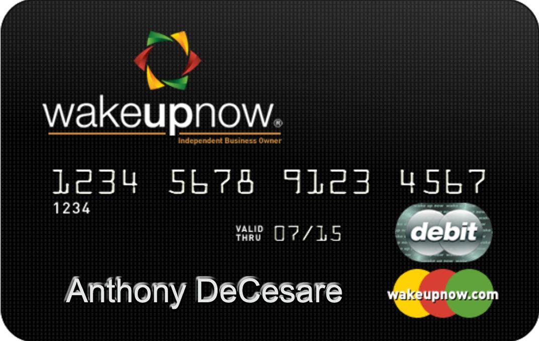 Wakeupnow Business Cards | infrastructura.info