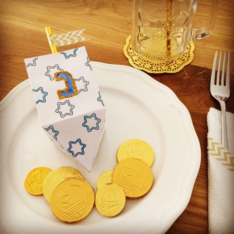 Great 3d Dreidel Template Pictures >> Free Printable Hanukkah ...