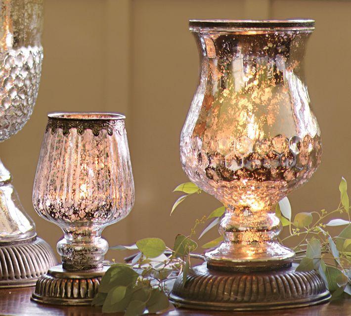 25 Beautiful DIY Mercury Glass Paint Ideas Mercury glass Bottle