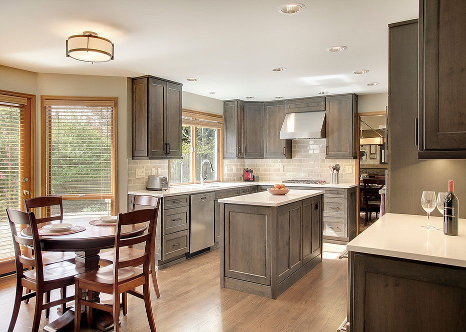 Steven Ray Construction specializes in custom kitchen remodel