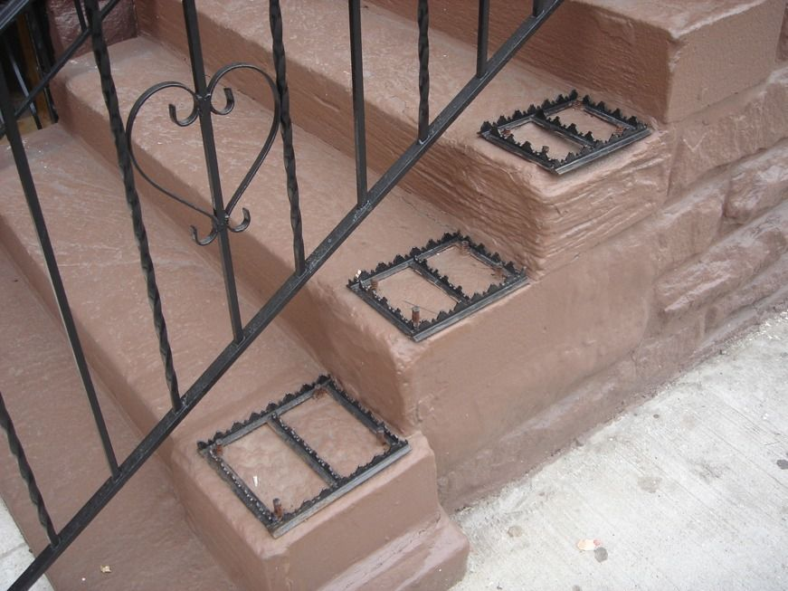 Are AntiHomeless Sidewalk Spikes Immoral? Architecture