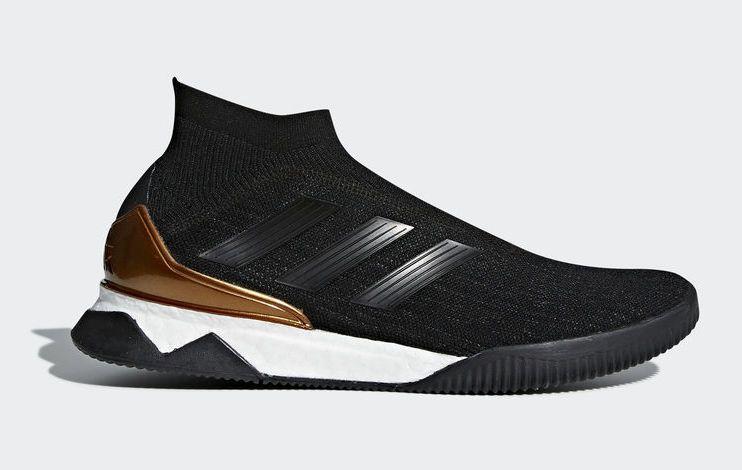 "new style 07148 180a7 adidas Predator Tango 18+ Boost Releases in ""Core Black"""