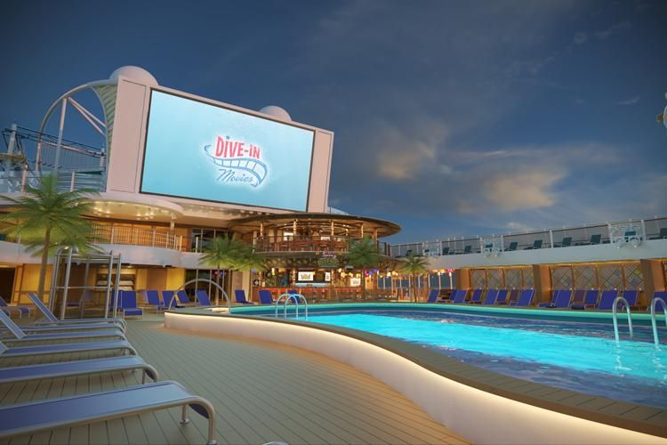 Carnival Mardi Gras New Cruise Dining Venues Unveiled Carnival Cruise Tips Cruise Carnival Cruise Line