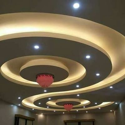 interior new ceiling design for hallways