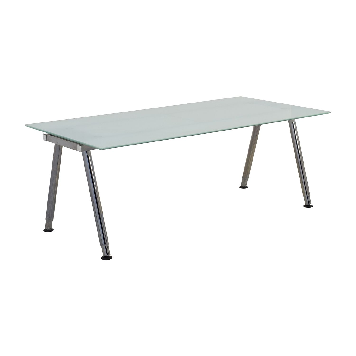 table artur display vika ikea ebay trestle glass gruvan white desk pin