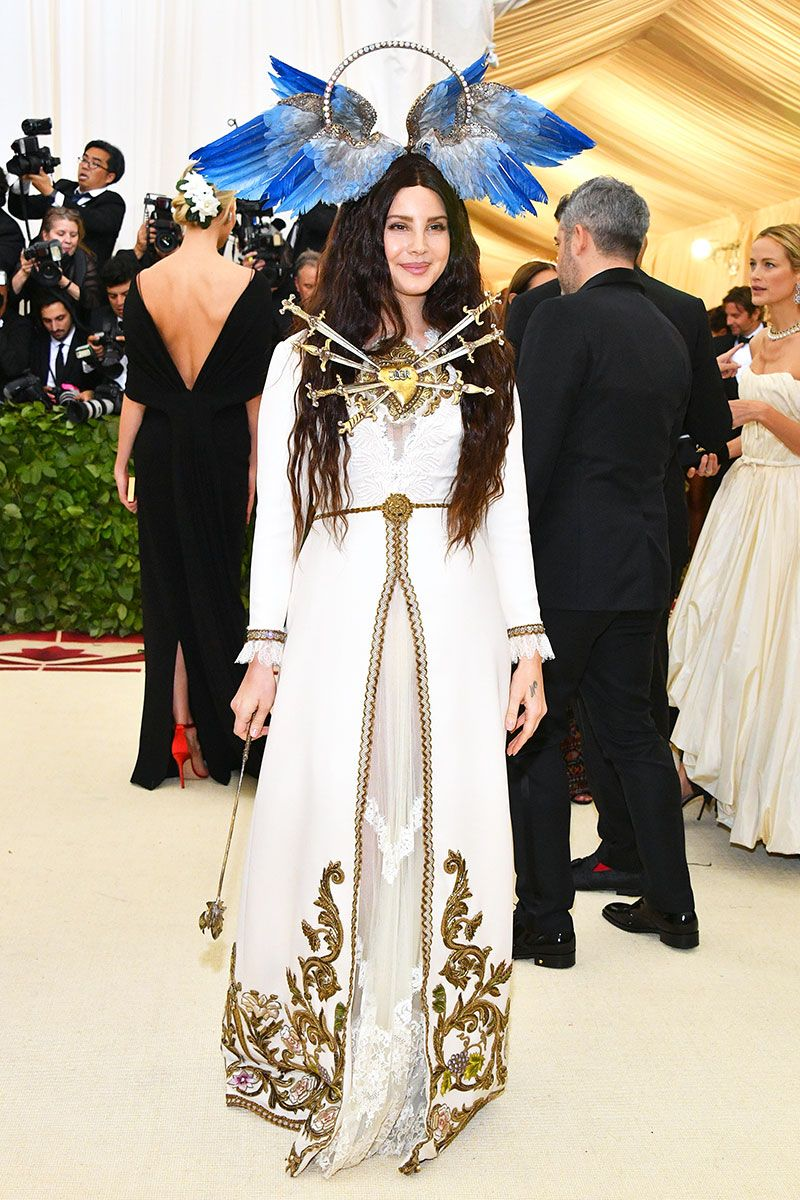 fa5ca05cc55 The Most Incredible Looks From The 2018 Met Gala