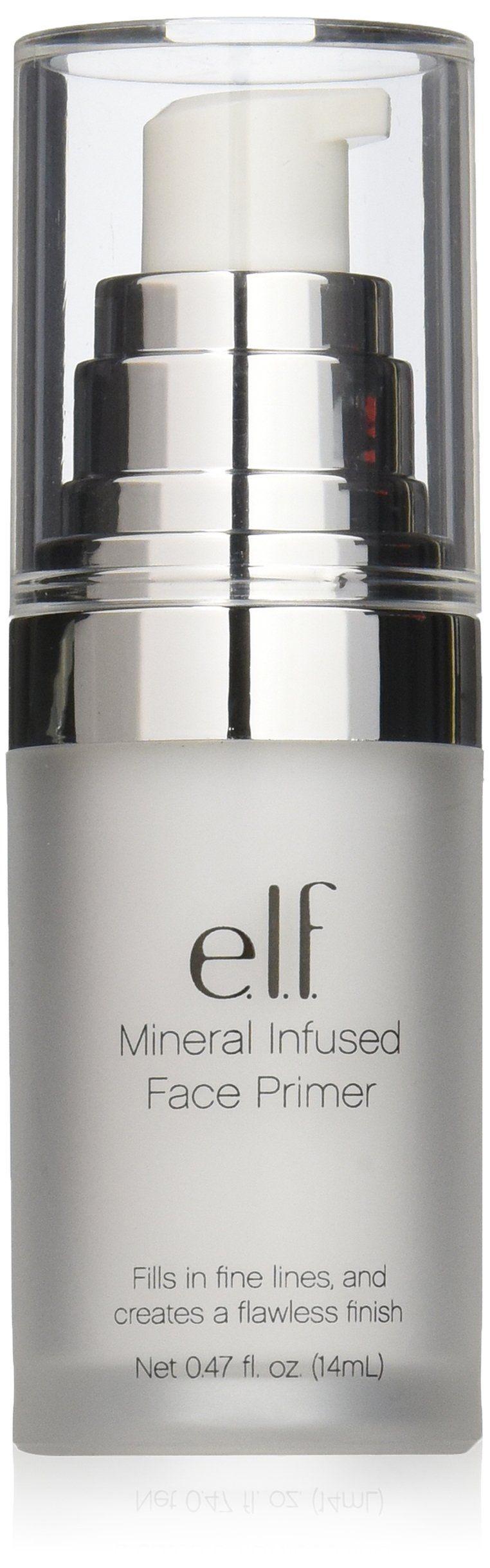 e.l.f cosmetics Studio Mineral Infused Face Primer, 0.47