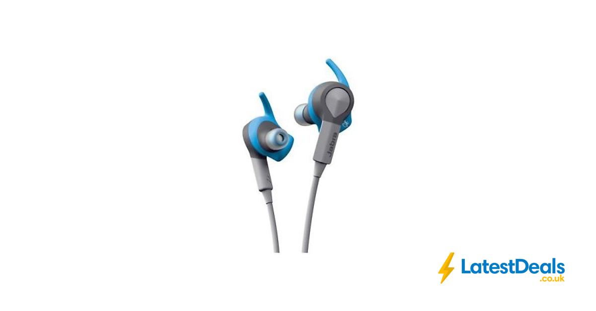 New Jabra Sports Coach Wireless Bluetooth Headphones