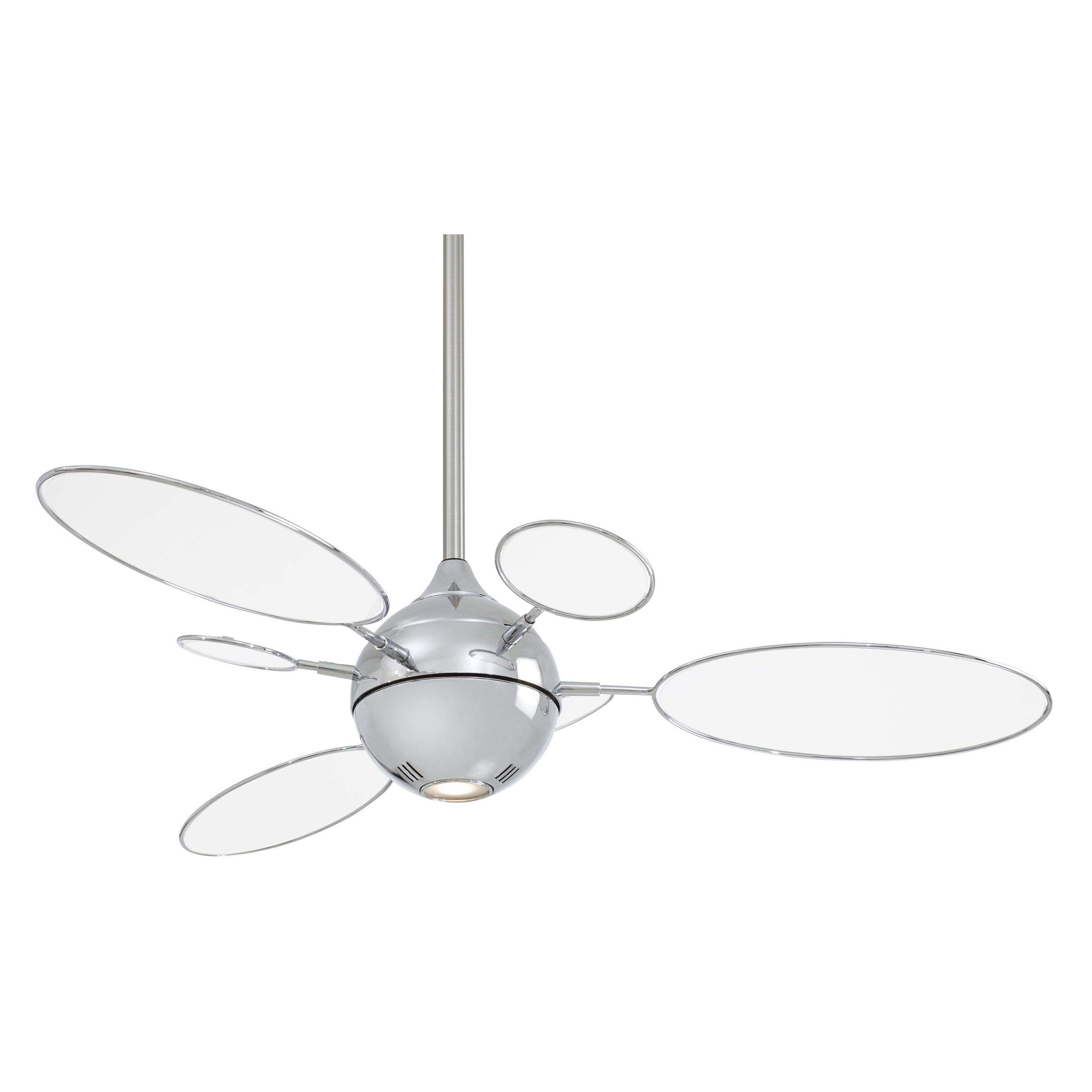 Have To Have It Minka Aire F596 Pn Tl Cirque 54 In And 25 In Indoor Ceiling Fan Polished Nickel 519 Modern Ceiling Fan Ceiling Fan With Light Ceiling Fan