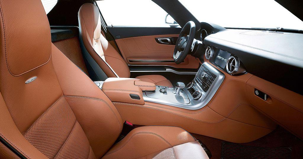 Mercedes Benz Sls Amg Gullwing 7